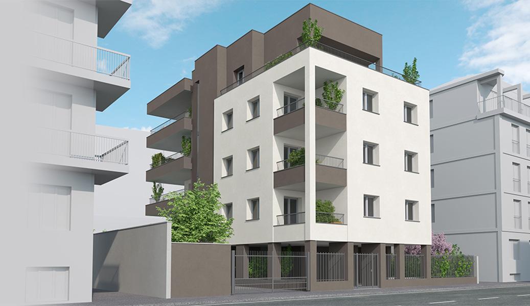 Milano nuove costruzioni immobili appartamenti classe A