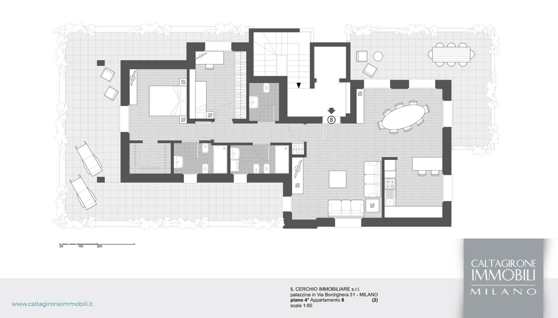 bordighera 31 piantina appartamento 8 piano