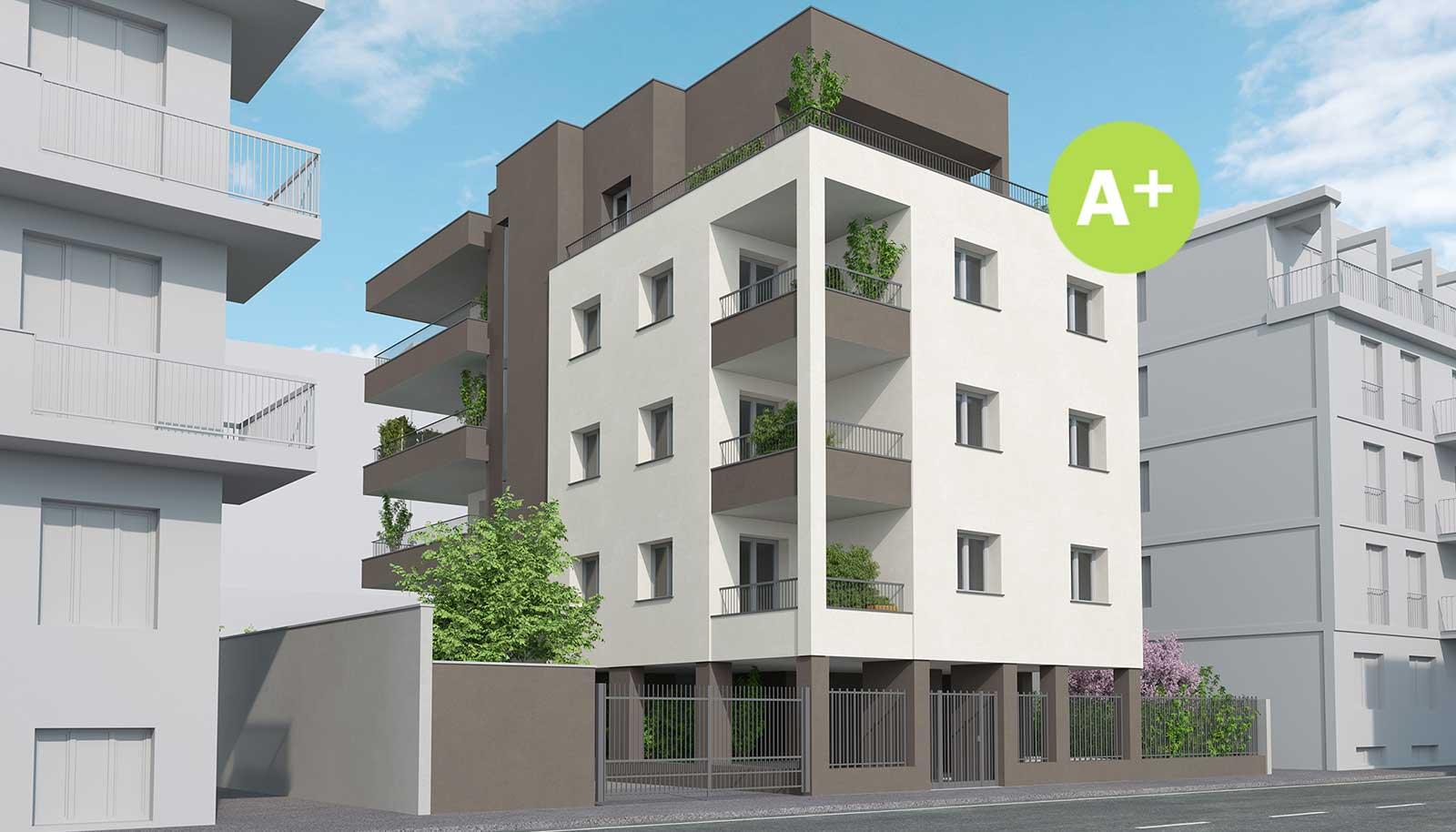 caltagirone immobiliare milano edilizia residenziale classe A